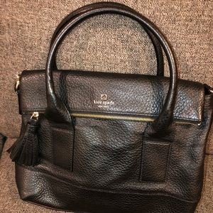 Kate Spade Black Purse.